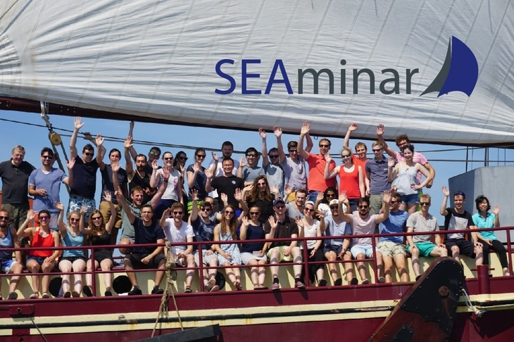 Group picture at the SEAminar