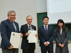Prof. Büchs awarded honorary doctorate from Osaka University