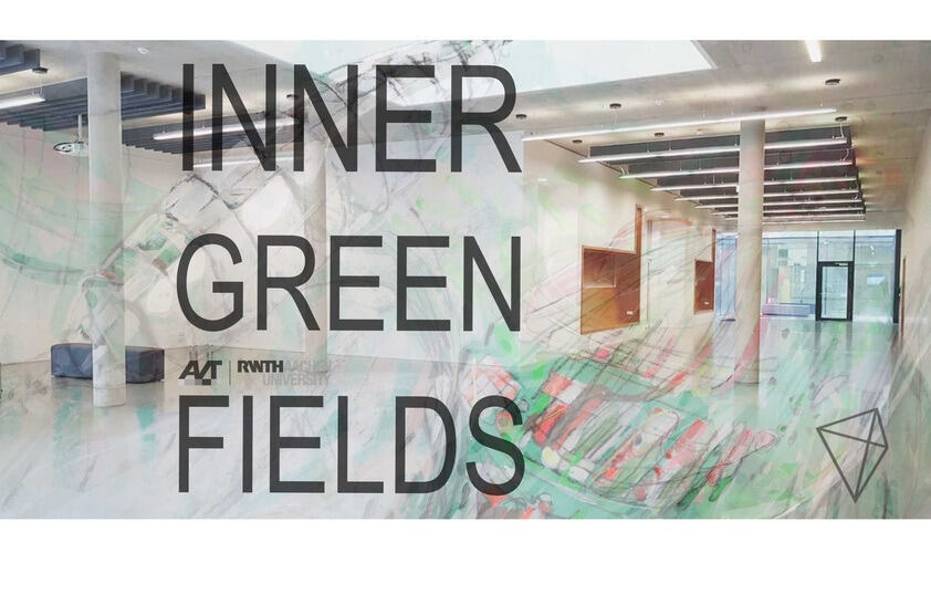 Jana Rusch - Inner Green Fields