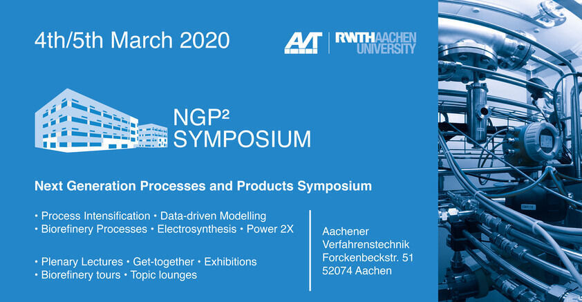 flyer of the NGP² symposium