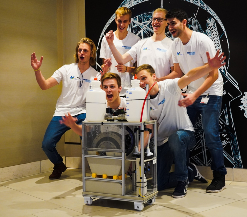 Chemcar participants proud of their achievement